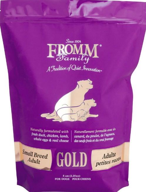 Fromm Gold Pomeranian Dog Food