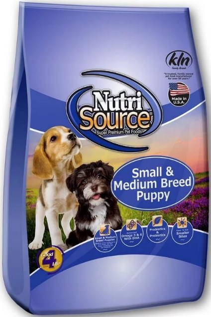 Nutrisource Pomeranian Dog Food